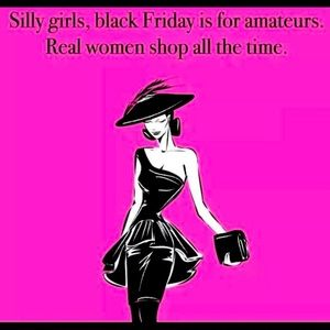 Black Friday all day
